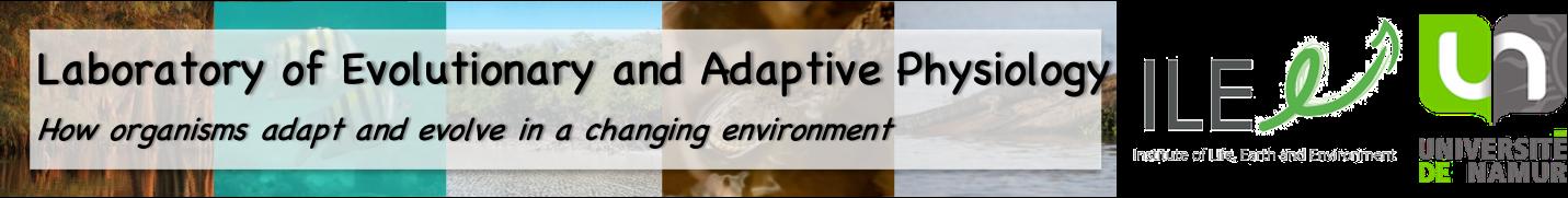 Laboratory of Evolutionary and Adaptive Physiology